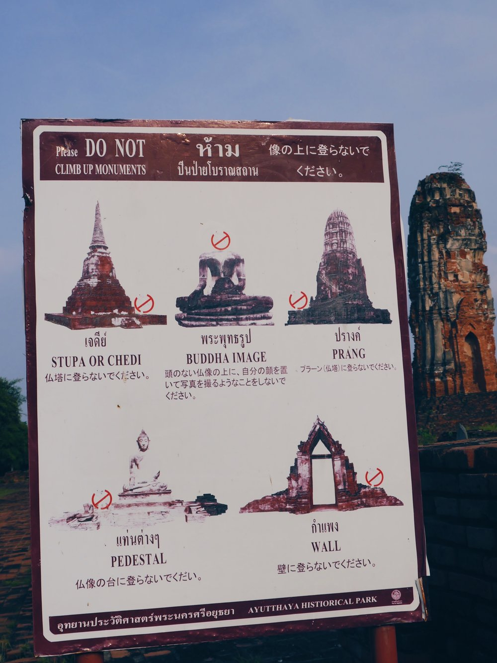 The red circles show you what's missing and can be found at most temples.