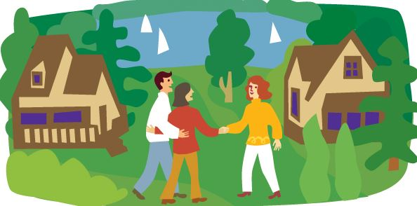 Getting  Acquainted With Your Neighbors When Moving