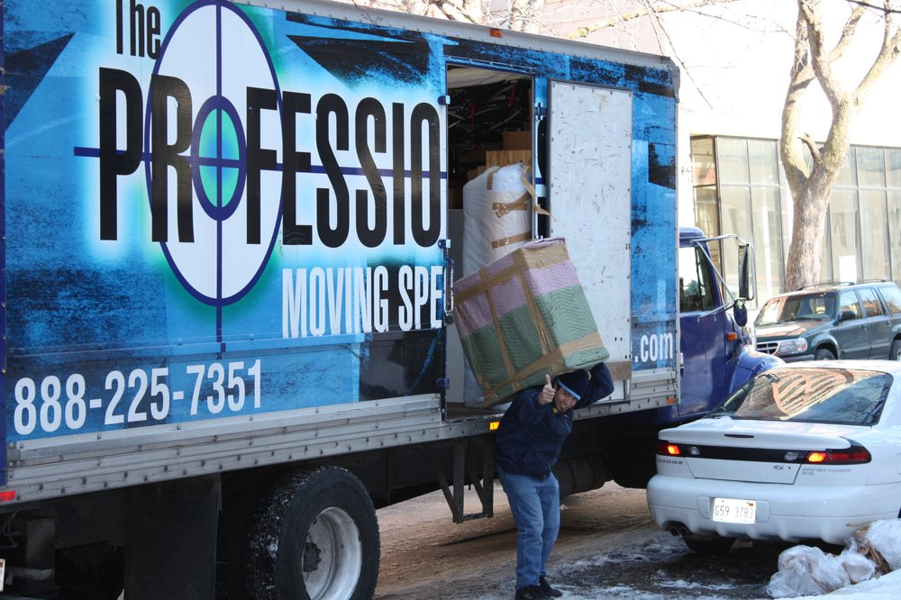 Chicago Commercial Movers