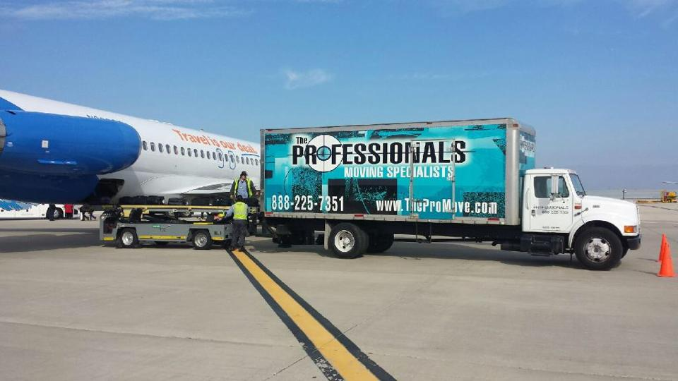 Air Shipping Furniture - The Professionals