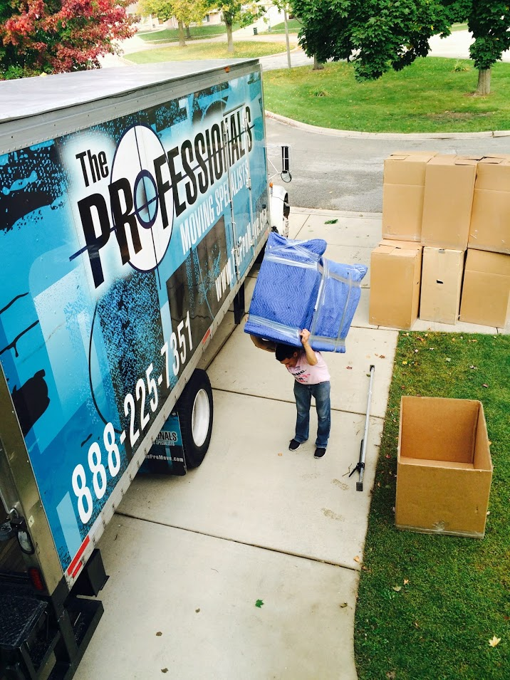 The Profesionals Trusted Moving Company