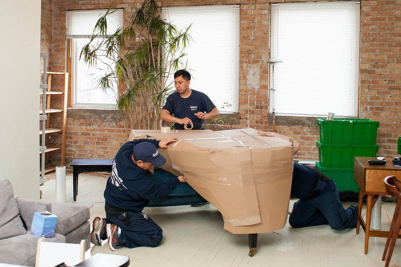 When You Choose Our Team To Move Your Piano In Chicago, You Will Be Able To  Relax Knowing Your Piano Is Safe.