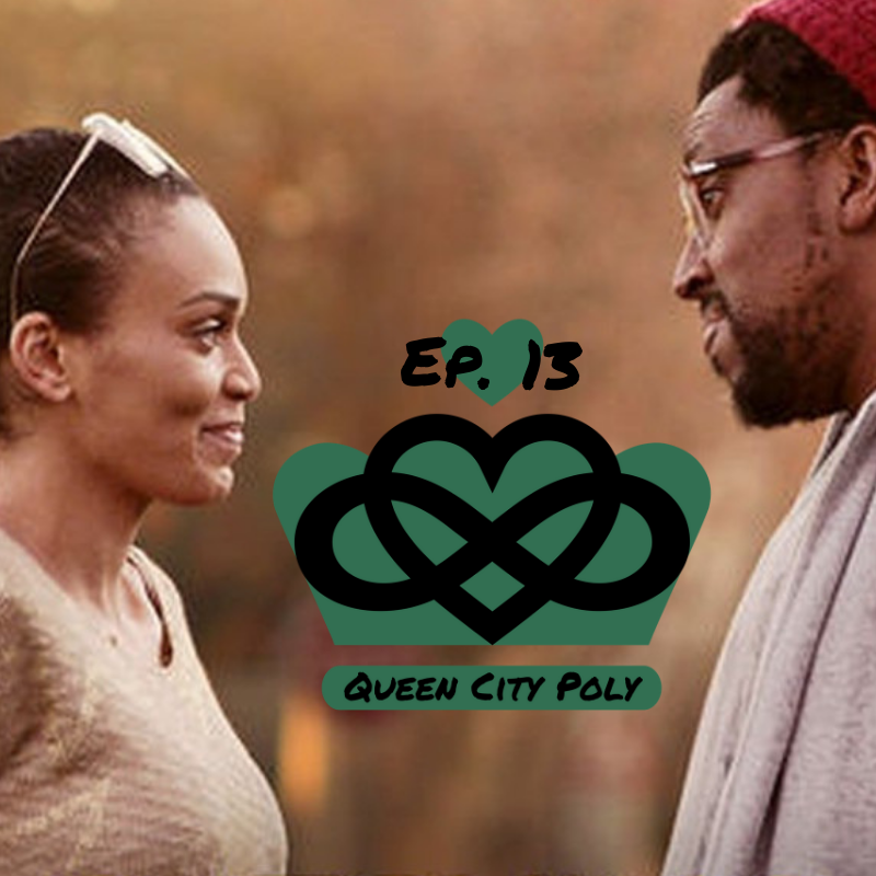 Catching Feelings - Brian O'Neil and Coach Kaey celebrate a new chapter that is both exciting and terrifying. Brian O'Neil is still obsessed with where Lee surrendered to Grant during the Civil War and Coach Kaey still does not care. In episode 13 of Queen City Poly, Brian O'Neil and Coach Kaey dissect the dark romantic comedy Catching Feelings, written, directed, and staring Kagiso Lediga, which follows an urbane young academic and his beautiful wife (played by Pearl Thusi), as their lives get turned upside down when a celebrated and hedonistic older writer (played by Andrew Buckkland) moves into their Johannesburg home with them.