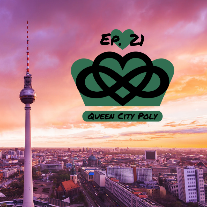 Berlin & Back! - Brian O'Neil & Coach Kaey travel internationally to Berlin! They discuss meeting up with other dope poly folks and answer a listener question about whether or not you have an obligation to be open about your polyamorous relationship status/structure during a one-night stands.