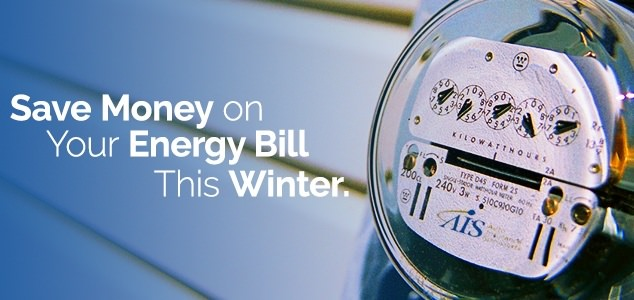 Save Money on your Energy Bill this Winter