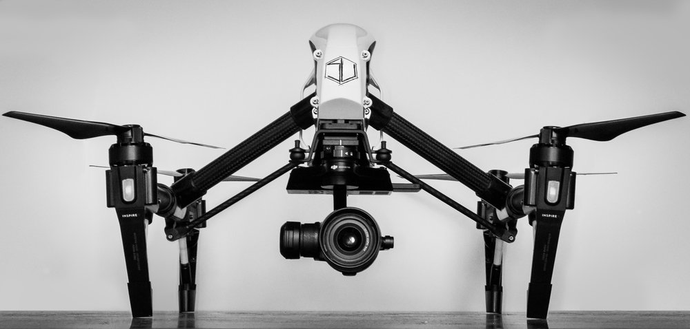 Drone Aerial Film Equipment used by Skies Untold | Midlands, UK