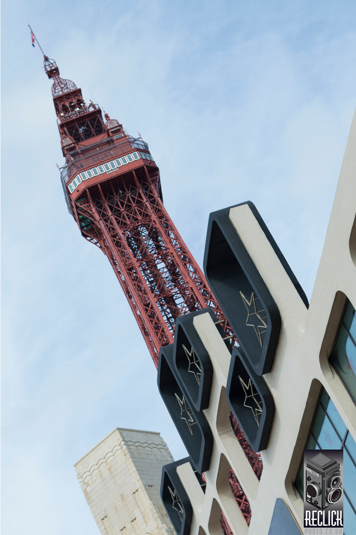 Blackpool Tower, Blackpool, Lancashire, England, seaside, resort, Victorian, visitor attraction,