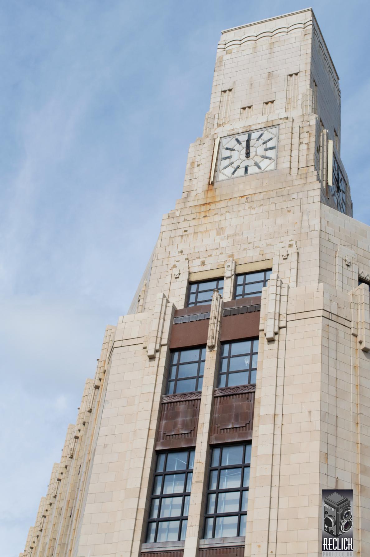 Blackpool, Woolworths, Art Deco, Lancashire, England, seaside, resort,