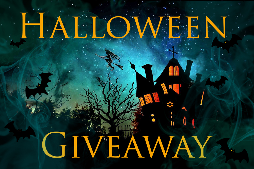 Halloween prize giveaway competition
