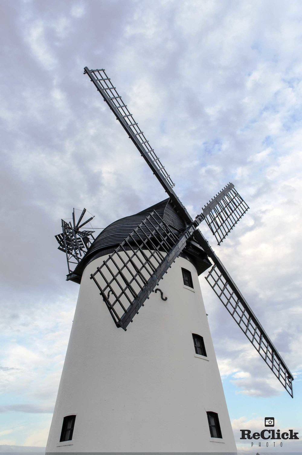 Lytham Windmill, Lancashire.