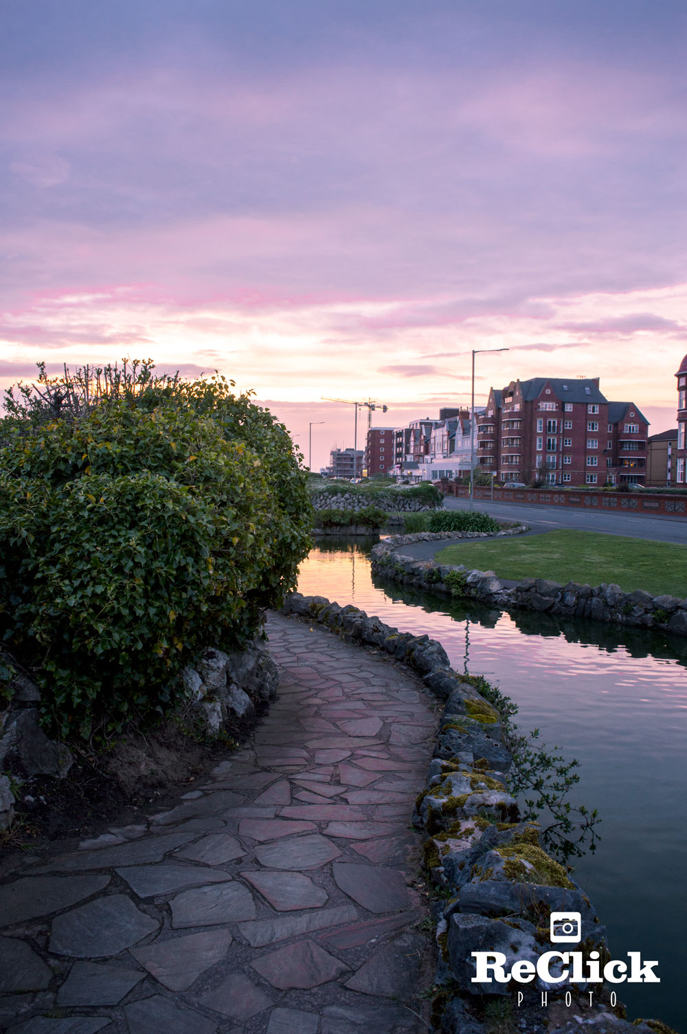Lancashire Evening