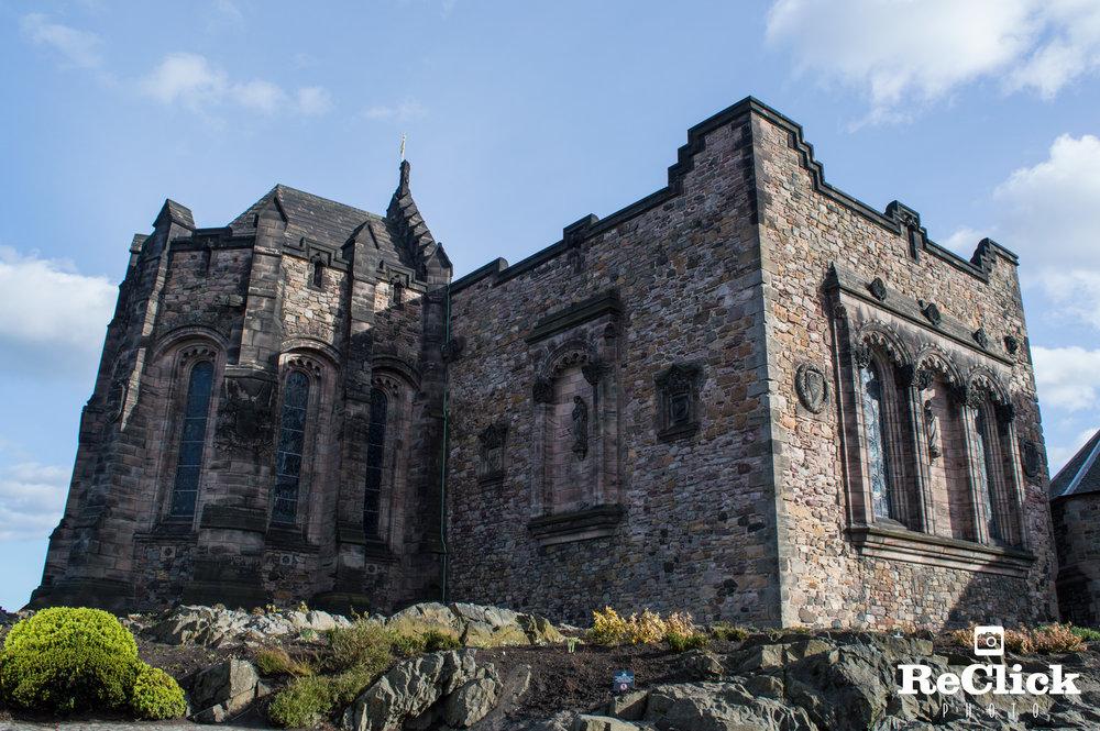 The Scottish National War Memorial