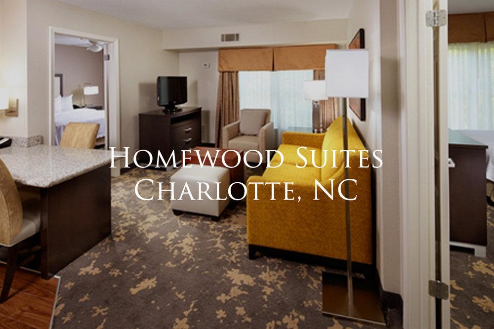 Hospitality - Homewood Suites - Charlotte NC.jpg