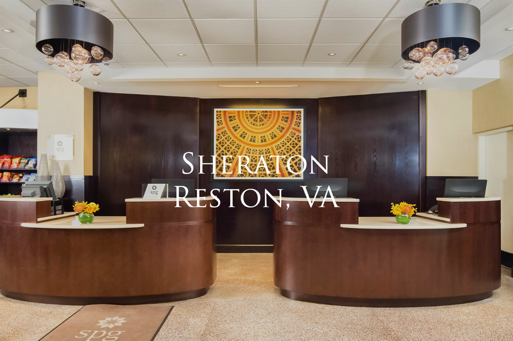 Hospitality - Sheraton - Reston VA.jpg