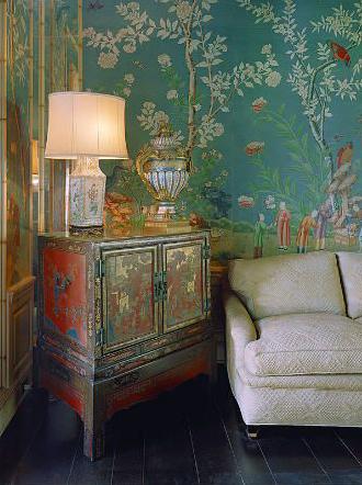 Di Frasso Living Room, Simon Watson