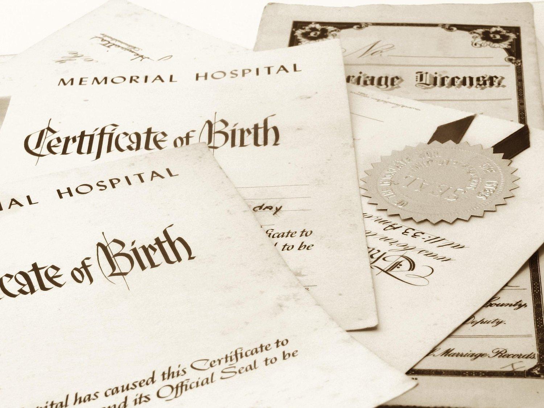 Document translation isg translation world getty birth certificate family papers 58b9db303df78c353c44da38g isg translation world aiddatafo Choice Image
