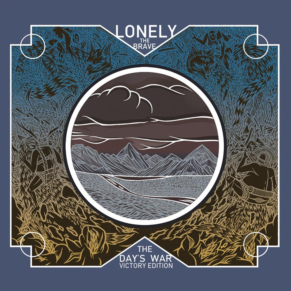 Lonely The Brave - The Day's War Victory Edition