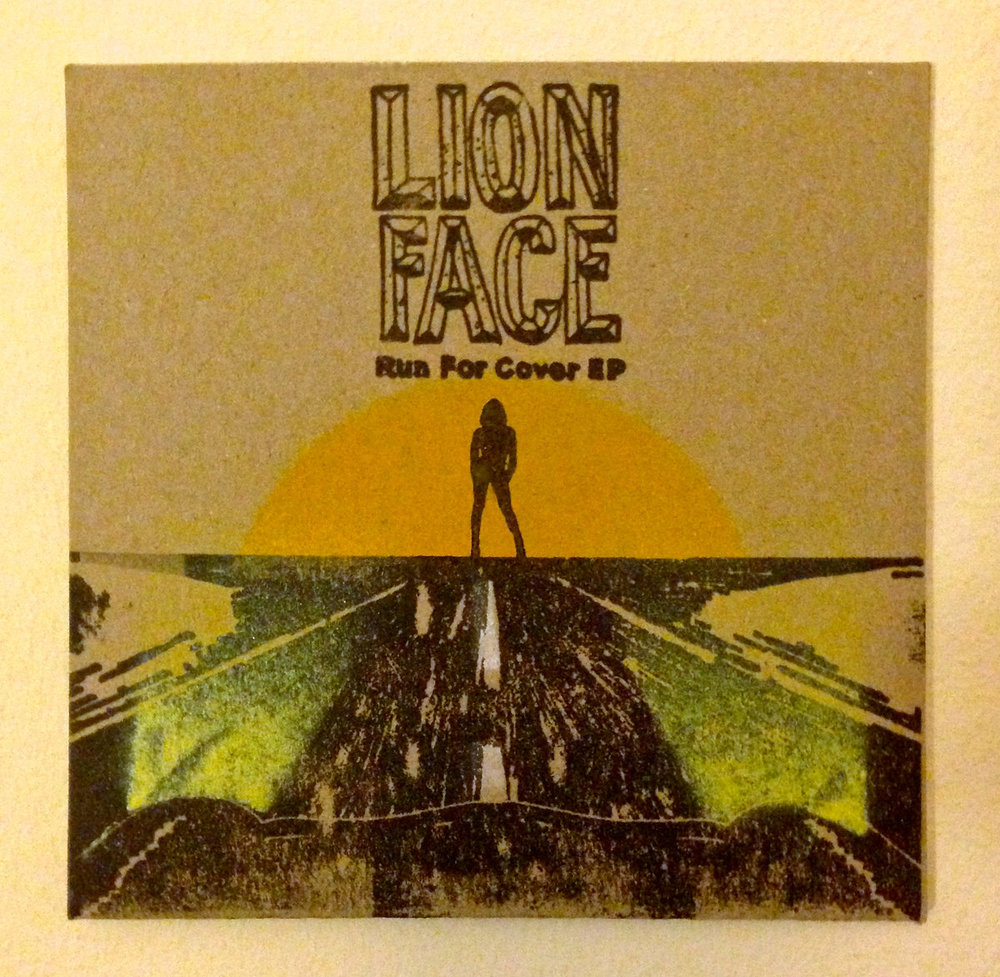 Lionface - Run For Cover