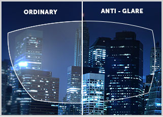 AR or Anti-Glare Coating