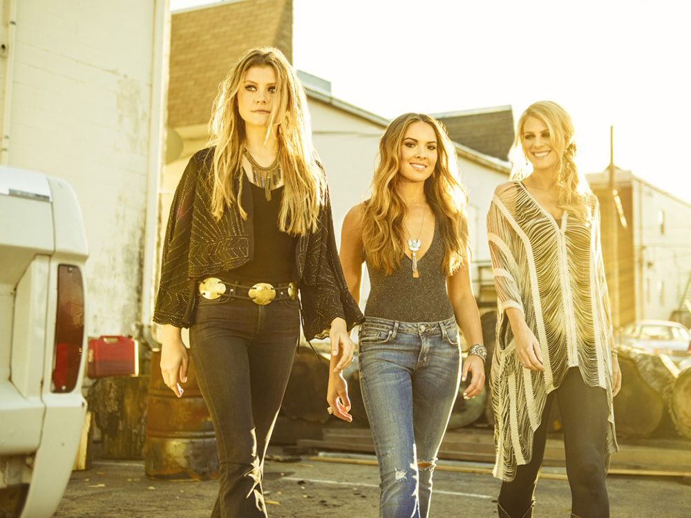 Runaway June is a new female trio consisting of the vocal stylings and musicianship of Naomi Cooke, Hannah Mullholland and Jennifer Wayne. Runaway June is already receiving rave critical notices from the likes of Billboard. A new favorite of Marcus's music library.