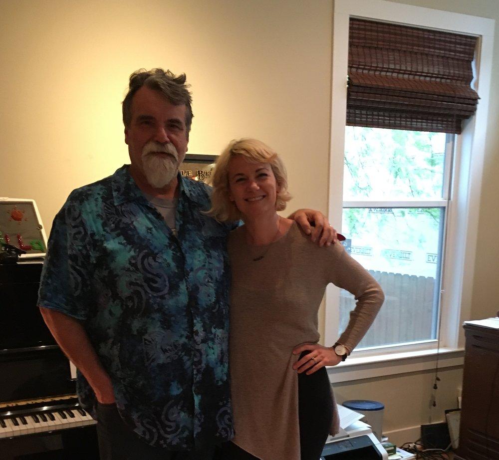 Darrell Scott &Rachel Beauregard
