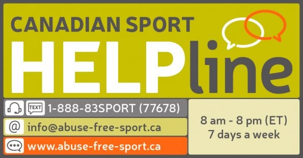 Image result for Safe in sport hotline