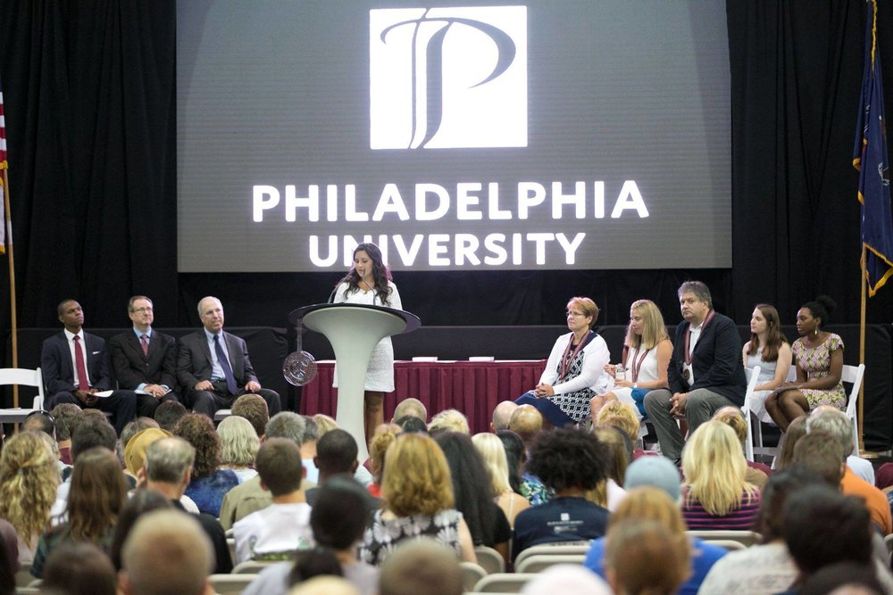 Philadelphia University Convocation