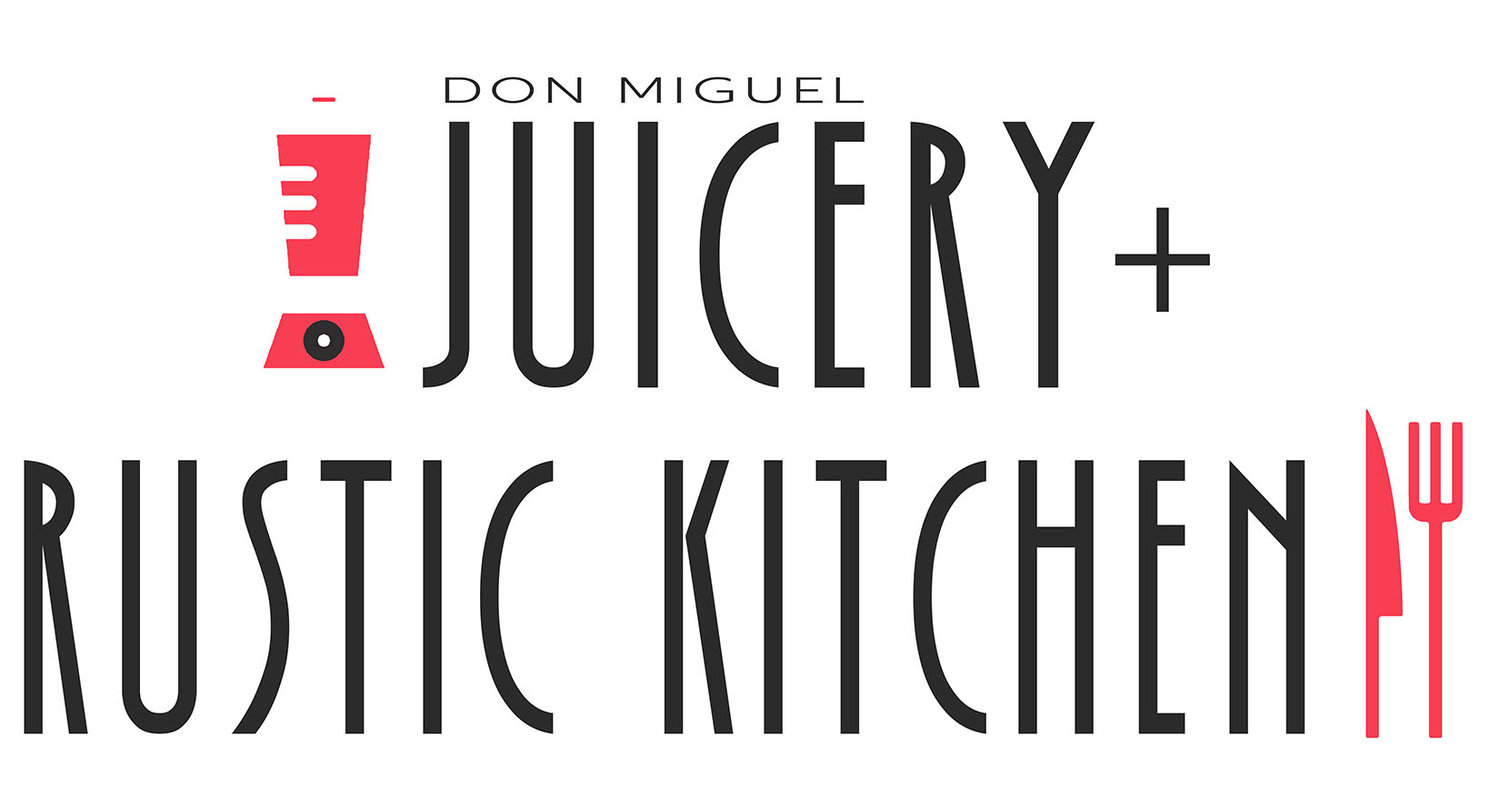 Don Miguel Juicery + Rustic Kitchen