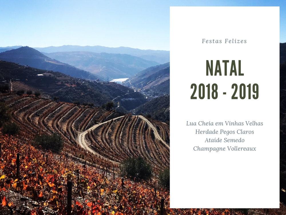 Catálogo Natal Vinhos