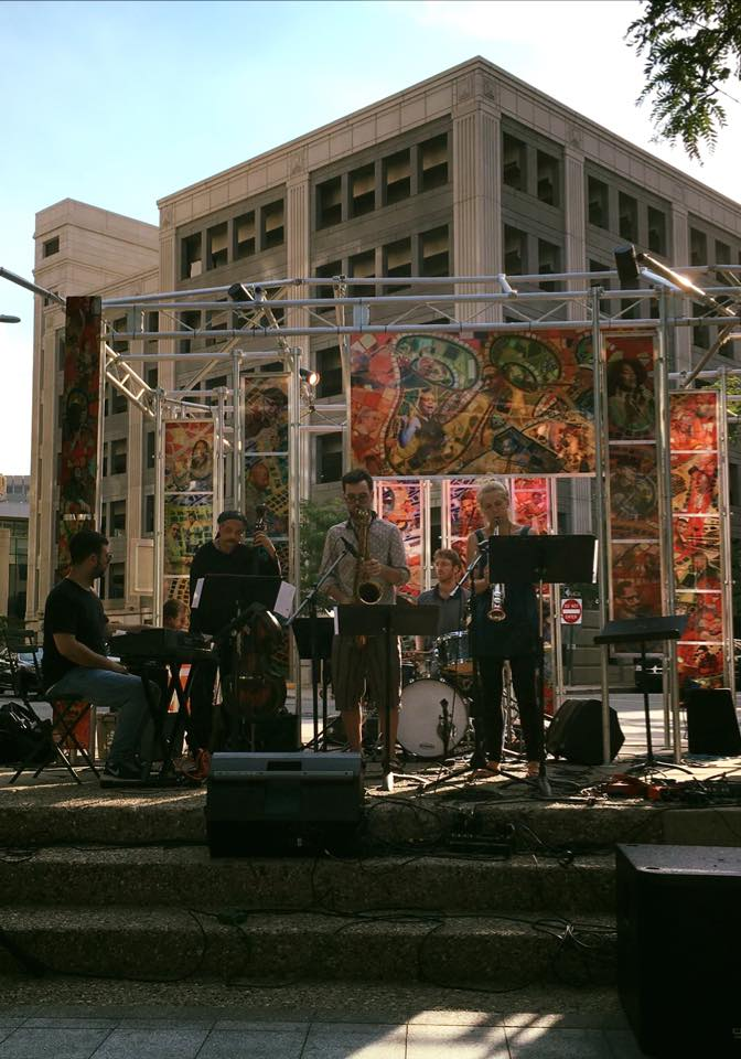 Jon Taylor Quintet