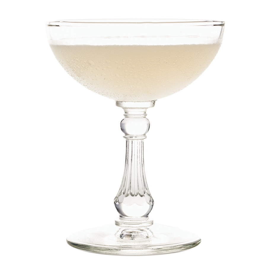 THE JEAN COCTEAU - 3⁄4 part KLEOS Mastiha Spirit3⁄4 part gin3⁄4 part Cointreau3⁄4 part Lillet3⁄4 part fresh lemon juiceShake all ingredients with ice.Strain into a chilled coupette.Jean Cocteau was a staple in 1920's Parisian-cafe society, and a