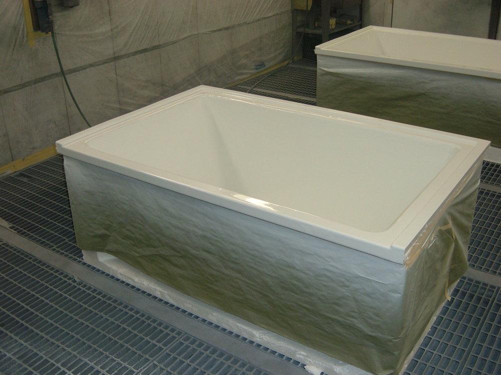 NY FormWorks, Brian T. Kent, custom bathtubs