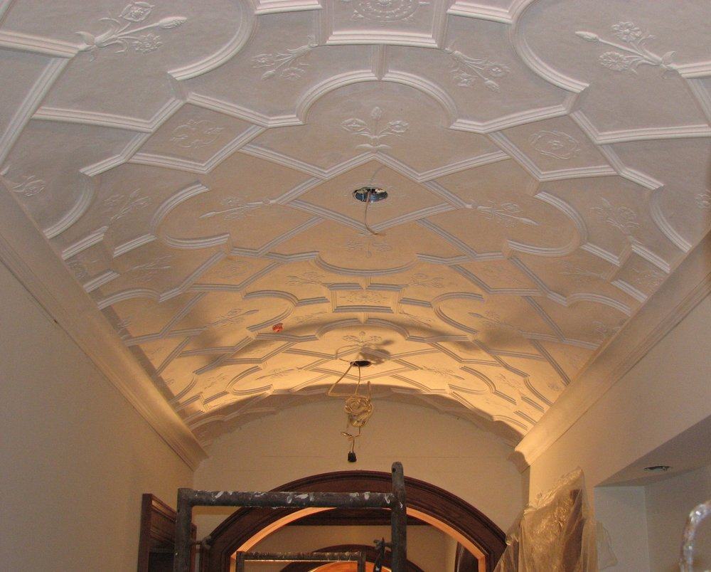 Thayer Smith, Architectural Arts Group, ceiling