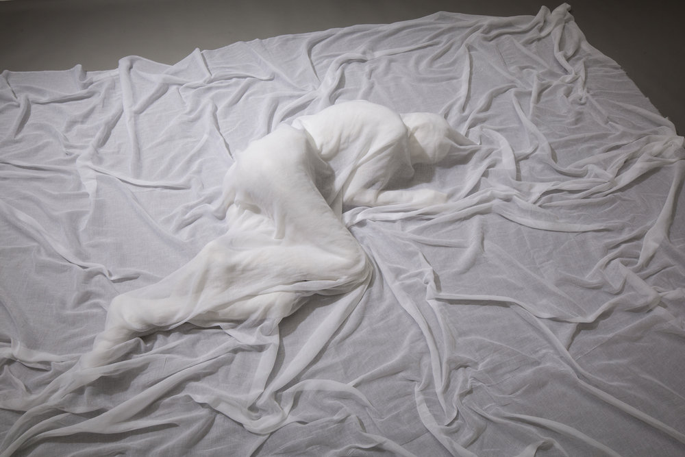 Jennifer Rabin,  Portrait of the Dying Self , 2015