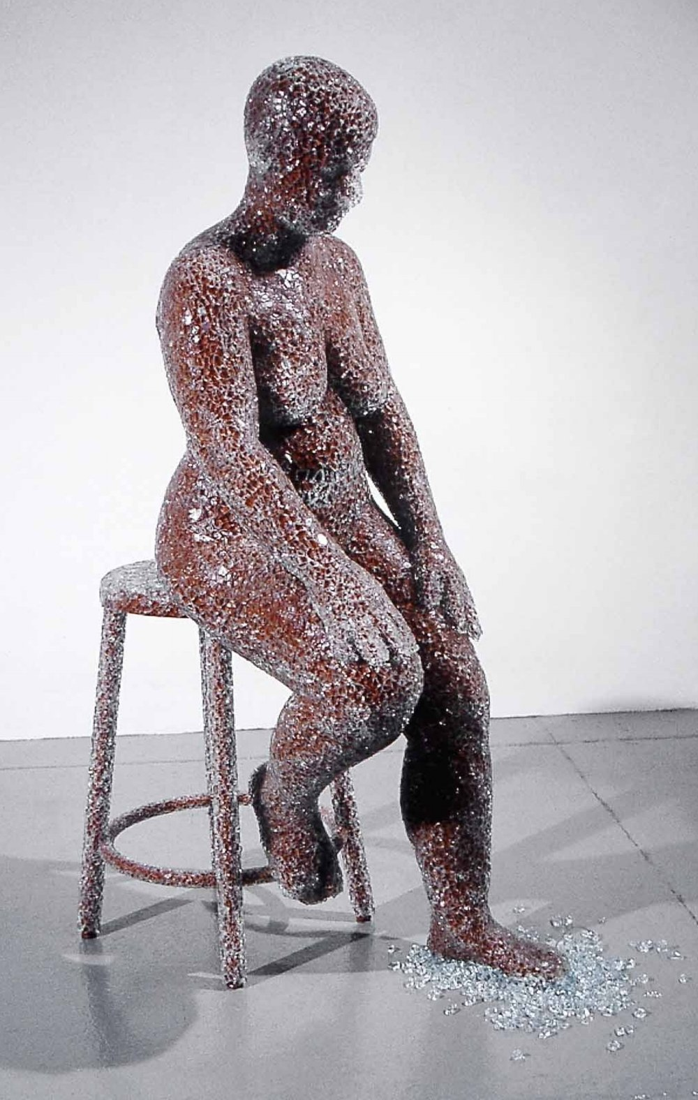 Arlene Rush,  In Waiting , 1999-2004