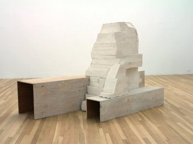 Esther Kläs,  Untitled (White) , 2010