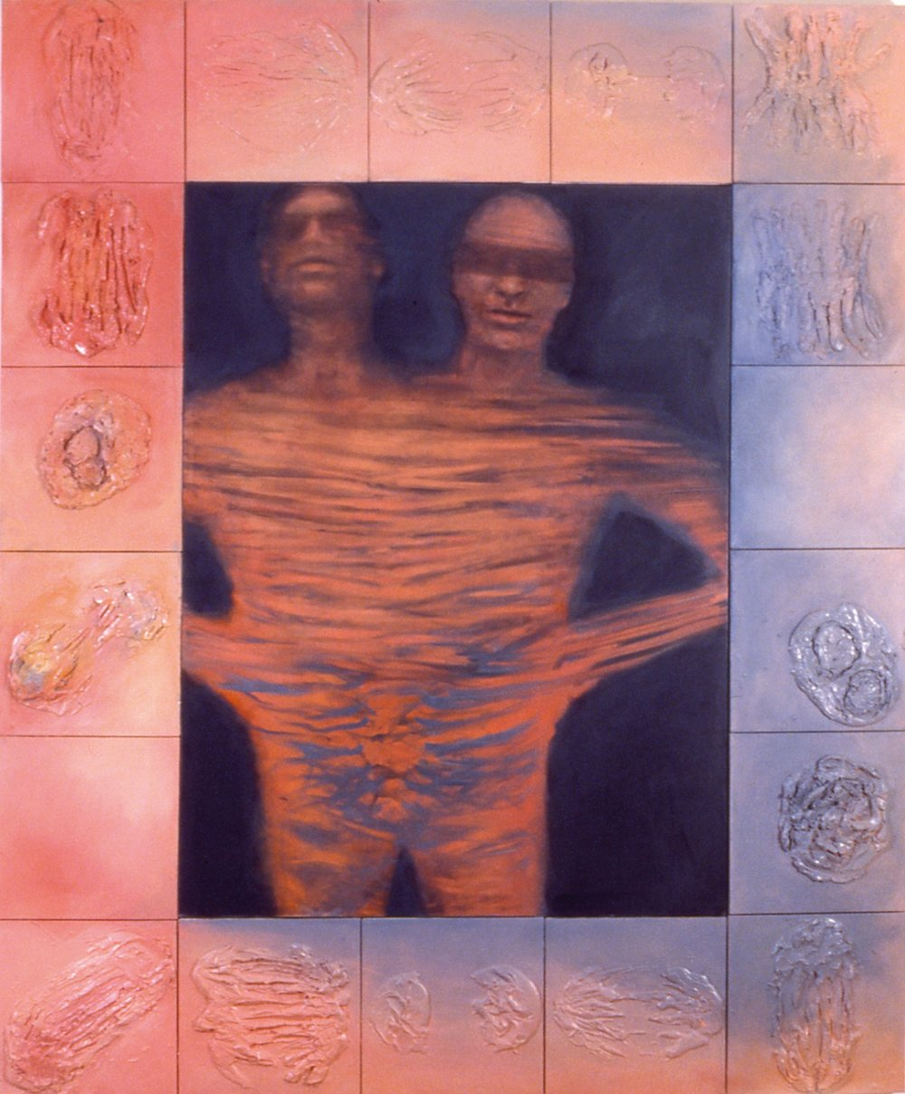 ©A. M. Hoch,  Conjoined Couple , 2001