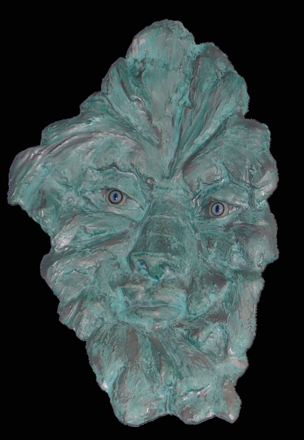 Ailene Fields,  Green Man