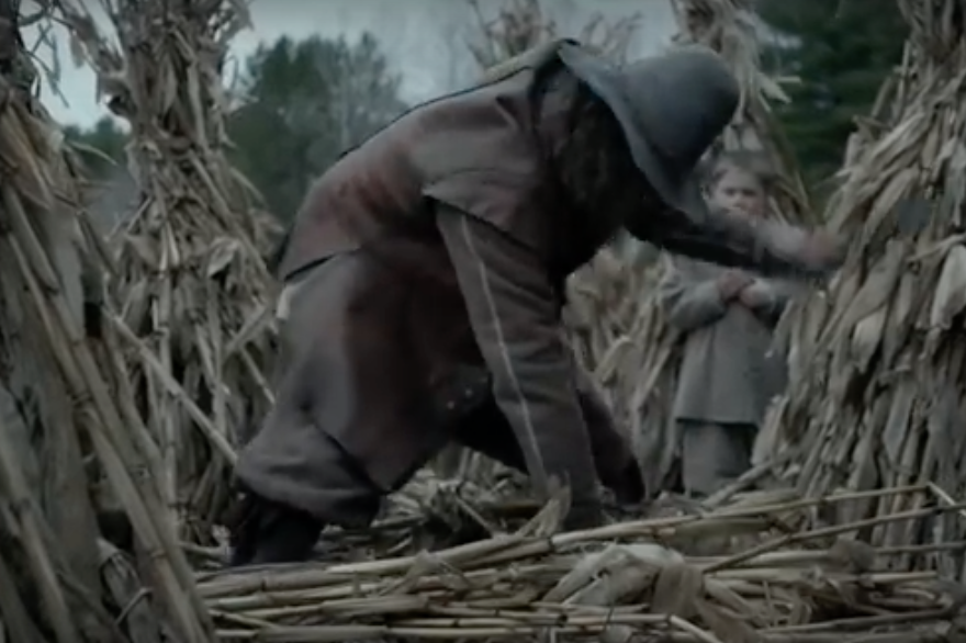 William (Ralph Ineson) in  The Witch  (2015)