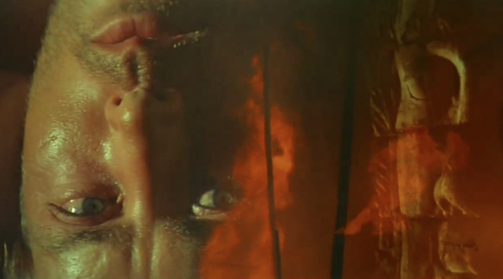 Willard's nightmare in Apocalypse Now (United Artists/American Zoetrope, 1979)