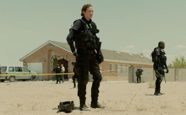 A Land of Wolves:  Sicario  and the New Drug War Film  (Co-Authored with  Eileen Rositzka  of  Cinepoetics - Free University of Berlin )