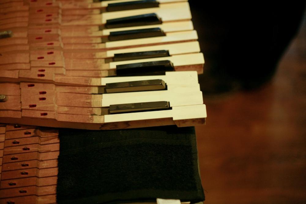 Rebuilding and Major Piano Repair