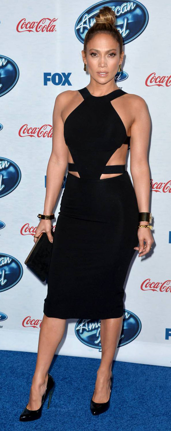 elegant-jenniferlopez-bombshell-sexy-style-type-black-cutout-dress-bodycon-bun-hair-topknot-pumps-evening.jpg