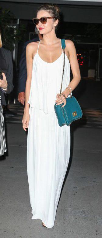 white-dress-a-blue-bag-sun-bun-maxi-wear-style-fashion-spring-summer-mirandakerr-celebrity-street-hairr-classic-weekend.jpg
