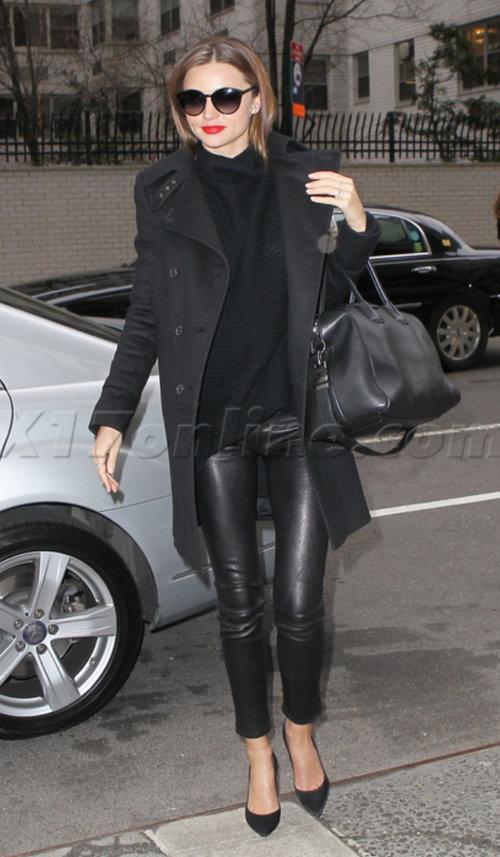 Miranda Kerr New York City Chic Howtowear Fashion