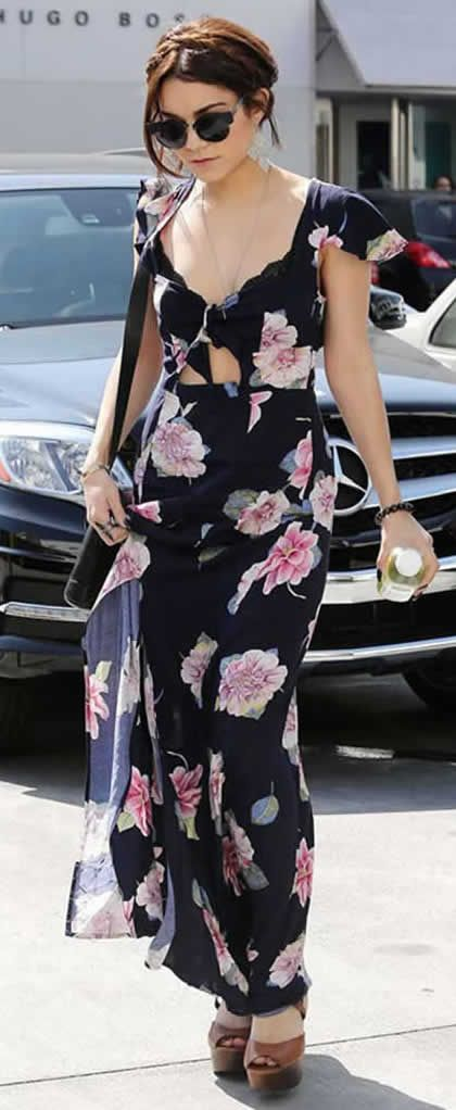 blue-navy-dress-maxi-floral-print-brown-shoe-sandalw-sun-vanessahudgens-spring-summer-brun-lunch.jpg