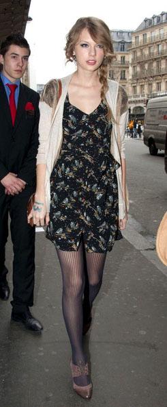Taylor Swift Retro Sweet Howtowear Fashion