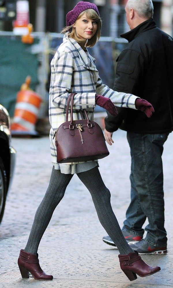 grayl-mini-skirt-white-jacket-coat-burgundy-bag-hand-gloves-gray-tights-howtowear-fashion-style-outfit-fall-winter-taylorswift-newyork-beanie-blonde-lunch.jpg