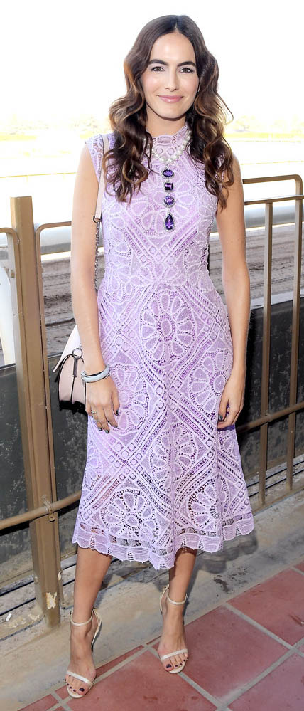 purple-light-dress-aline-necklace-pearl-white-shoe-sandalh-camillabelle-brun-spring-summer-lunch.jpg