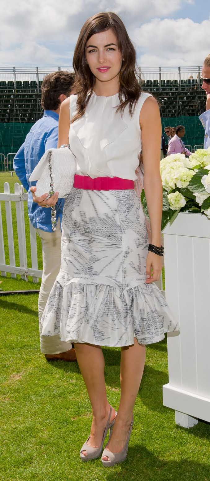 white-midi-skirt-white-top-wide-belt-bracelet-gray-shoe-pumps-wear-outfit-spring-summer-camillabelle-celebrity-brun-lunch.jpg